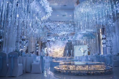 蓝调庄园一站式婚礼会所