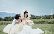 朋友圈婚纱照配文 最浪漫最文艺的发结婚照说说