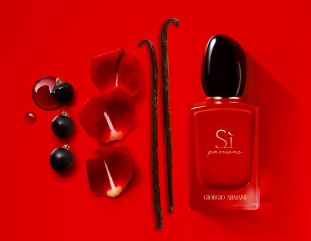 阿玛尼红色迷情挚爱香水