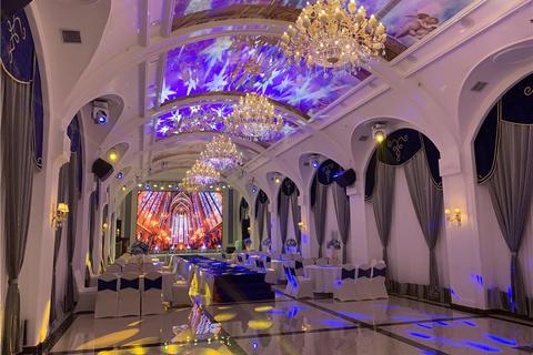 冠豪主题婚礼酒店