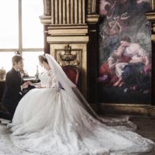 拍婚纱照的姿势大全集 拍婚纱照怎么摆动作