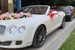 郑州婚车租赁价格表