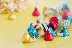 好时巧克力是哪个国家的 用来做喜糖上档次吗
