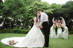 草坪婚礼仪式流程你需要跟我走一遍