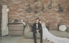 创意婚纱照图片大全 有创意的婚纱照姿势