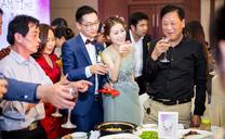 婚宴酒水饮料搭配 婚宴酒水一桌要摆几瓶