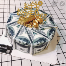 2020老公生日蛋糕图片大全
