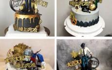 2019创意生日蛋糕图片大全