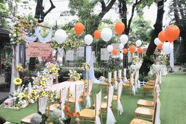 绿岛户外婚礼