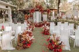 绿岛户外草坪婚礼