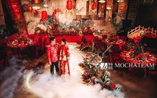 中式婚礼和西式婚礼现场布置的区别