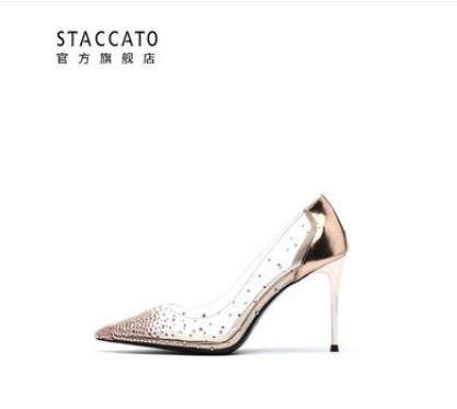 思加图高跟鞋款式1