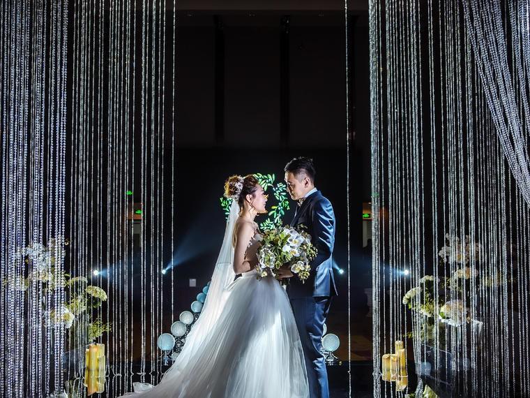 新娘婚礼现场发言