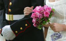 女方出嫁大门经典对联