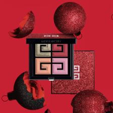 2019纪梵希圣诞限定多少钱 口红真人试色 新款散粉测评