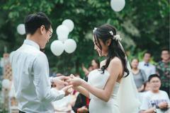 祝福新人结婚的短句大全