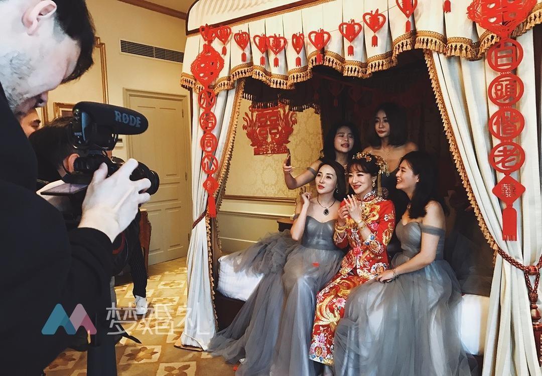 中式婚房布置图片4
