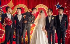 结婚祝词抖音最流行