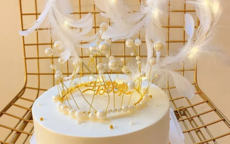 浪漫蛋糕图片送老婆 25张2019最流行蛋糕图片