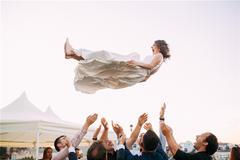 婚礼现场创意环节 又暖又充满仪式感
