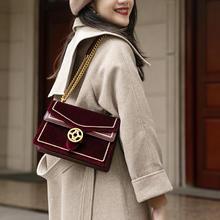【下单赠丝巾】拉菲斯汀时尚轻奢链条刺绣酒神包