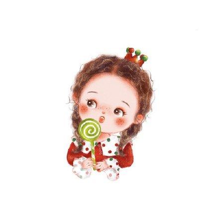 圣诞情侣头像4