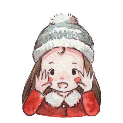 圣诞情侣头像27