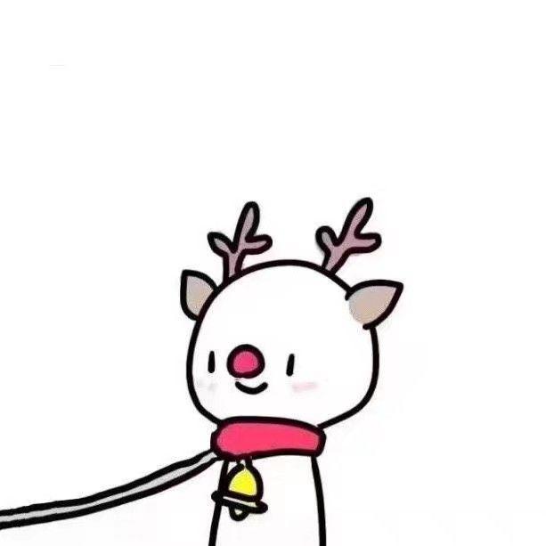 圣诞情侣头像33
