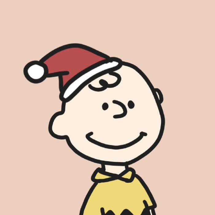 圣诞情侣头像82