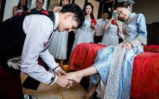 马来褂的寓意 结婚马来褂颜色说法