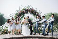 发小结婚祝福语发朋友圈