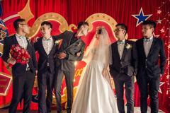 新婚快乐的祝福语短句
