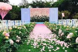 大草坪婚礼