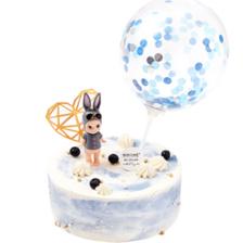 2019好看的生日蛋糕图片 40张真实好看的创意蛋糕