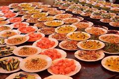 婚宴一桌多少钱?婚宴方面的习俗讲究注意