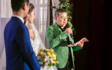 农村结婚总管说席词