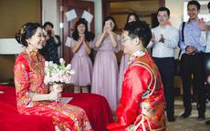 朋友圈婚礼邀请话语怎么发