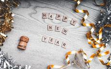 2020年新年祝福语四字顺口溜
