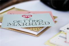 婚礼通知怎么写