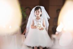 结婚花童祝福顺口溜 结婚花童说什么祝福语