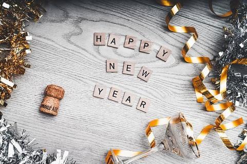新年祝福詞