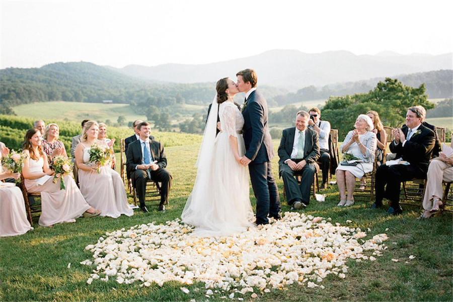 结婚仪式现场