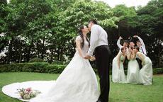 森系婚礼的主题文案,看完以后直呼太美