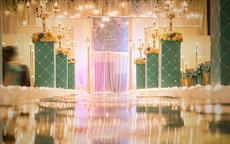 小清新粉色主题婚礼应该如何设置?