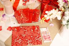 今年还有多少天过年?过年参加婚礼的红包准备好了吗?