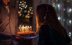 凌晨0点的生日祝福语发给女朋友