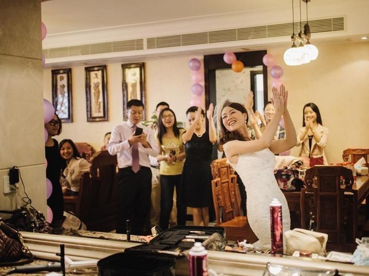 新婚参加婚礼对谁不好