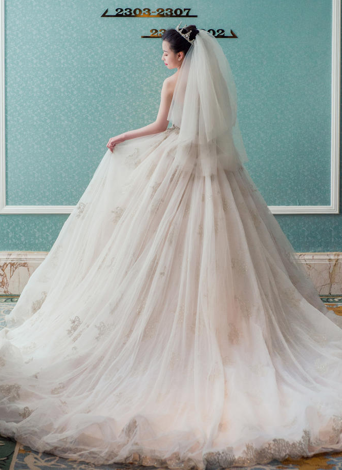 新娘背景照