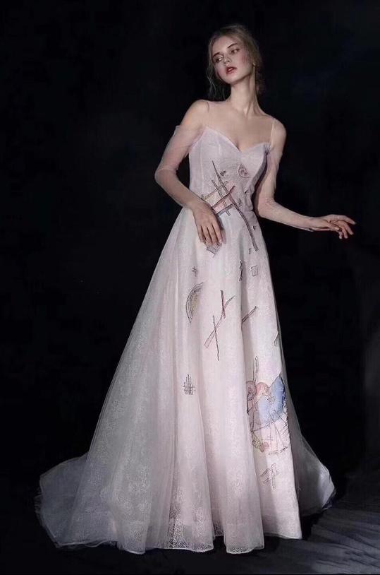 适合年会的礼服裙