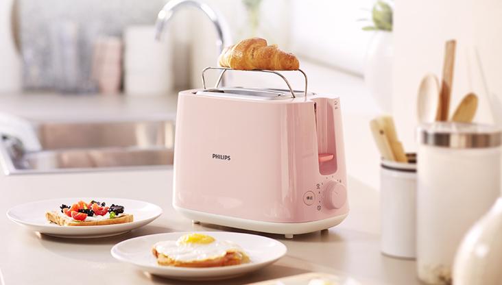 飞利浦家用烤面包机